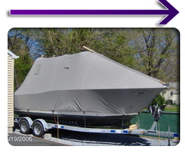 winter boat covers